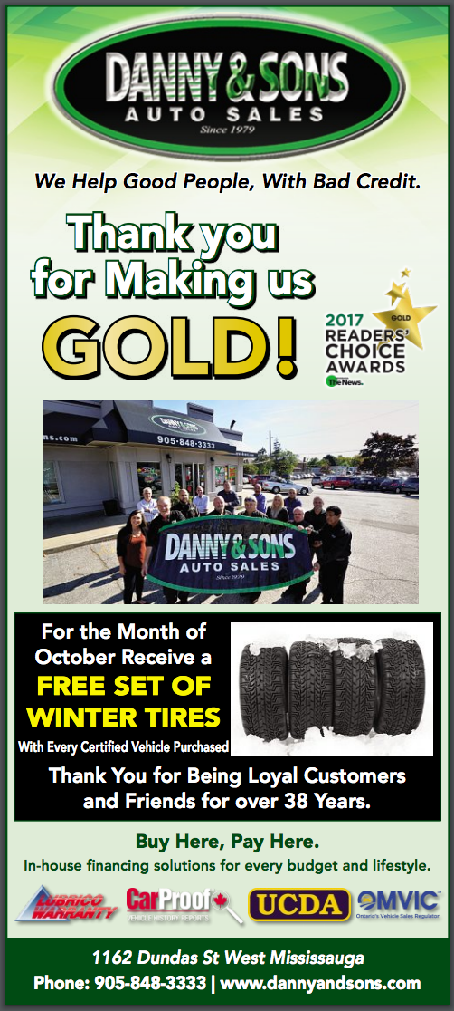 Award and Deal on Tires
